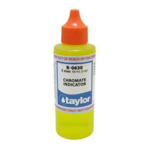 Chromate Indicator, 2 oz, Dropper Bottle (SALT)