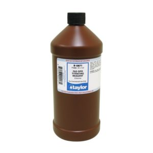 FAS-DPD Titrating Reagent (for chlorine)